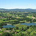 Saint-Jean-de-Chevelu, deux étangs (73)