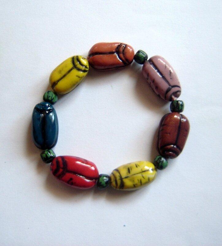 bracelet porte bonheur 2
