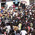 PAUCARTAMBO - une foule dense