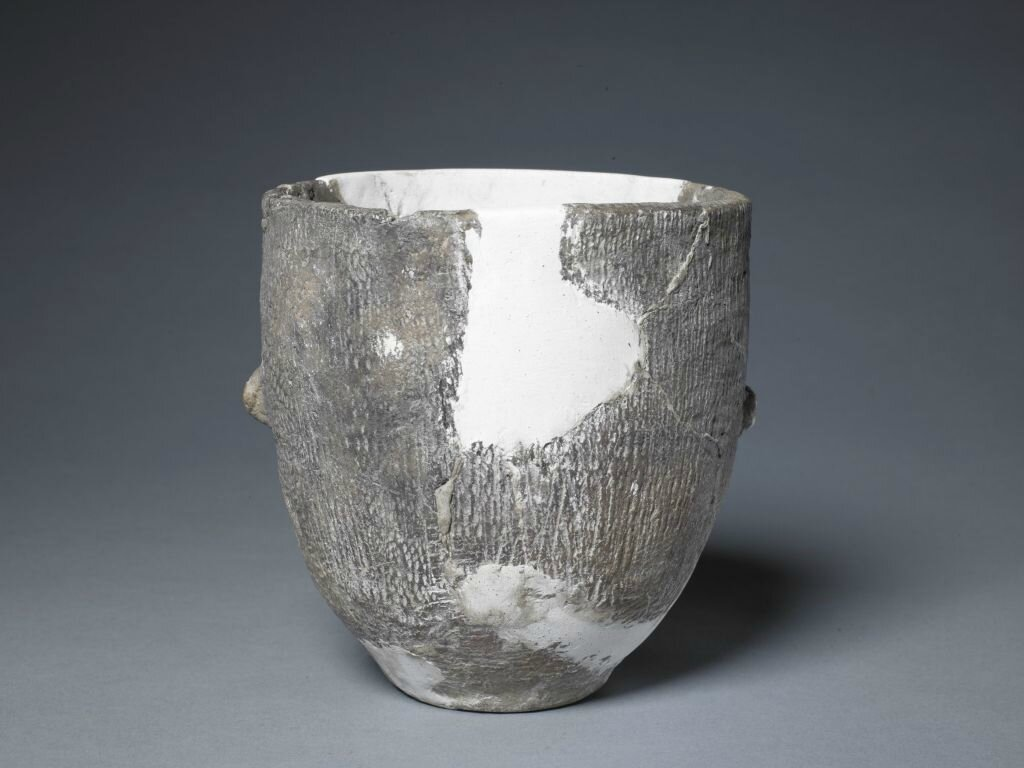 Neolithic pottery at national palace museum beijing alainruong gray pottery vase neolithic cishan culture 65005500 bc high reviewsmspy