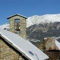 27 & 28 JANVIER 07- La petite chapelle du Sauze.
