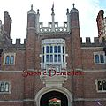 Londres - 15 - hampton court