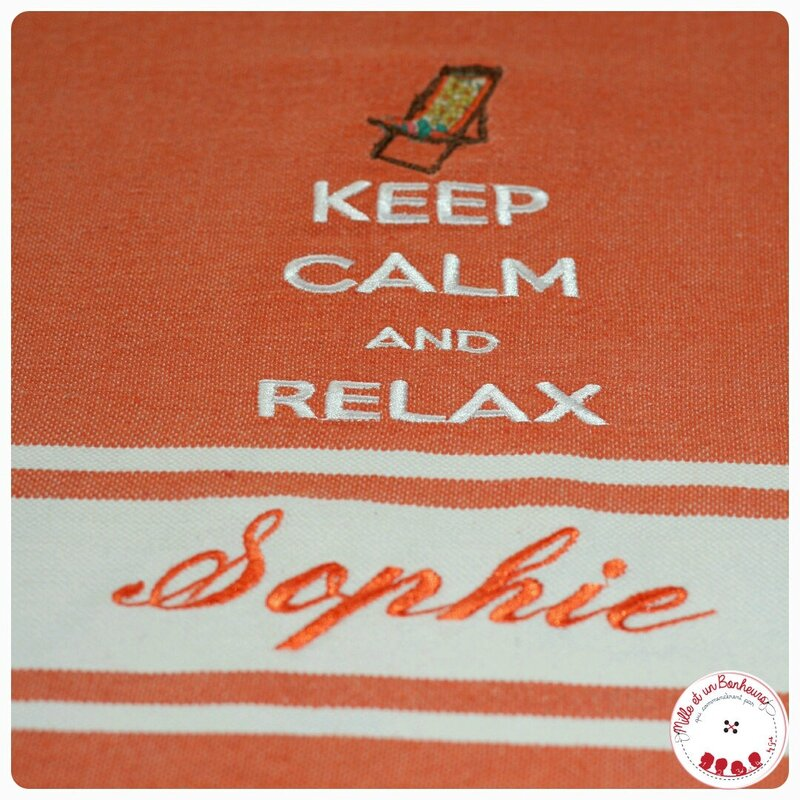 Fouta Sophie