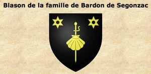 bardon_segonzac_blason