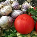 Les tomates à la provençale (les vraies !)