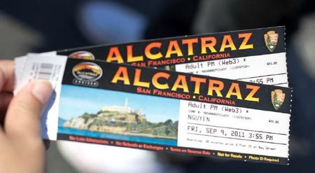 alcatraz tickets cost