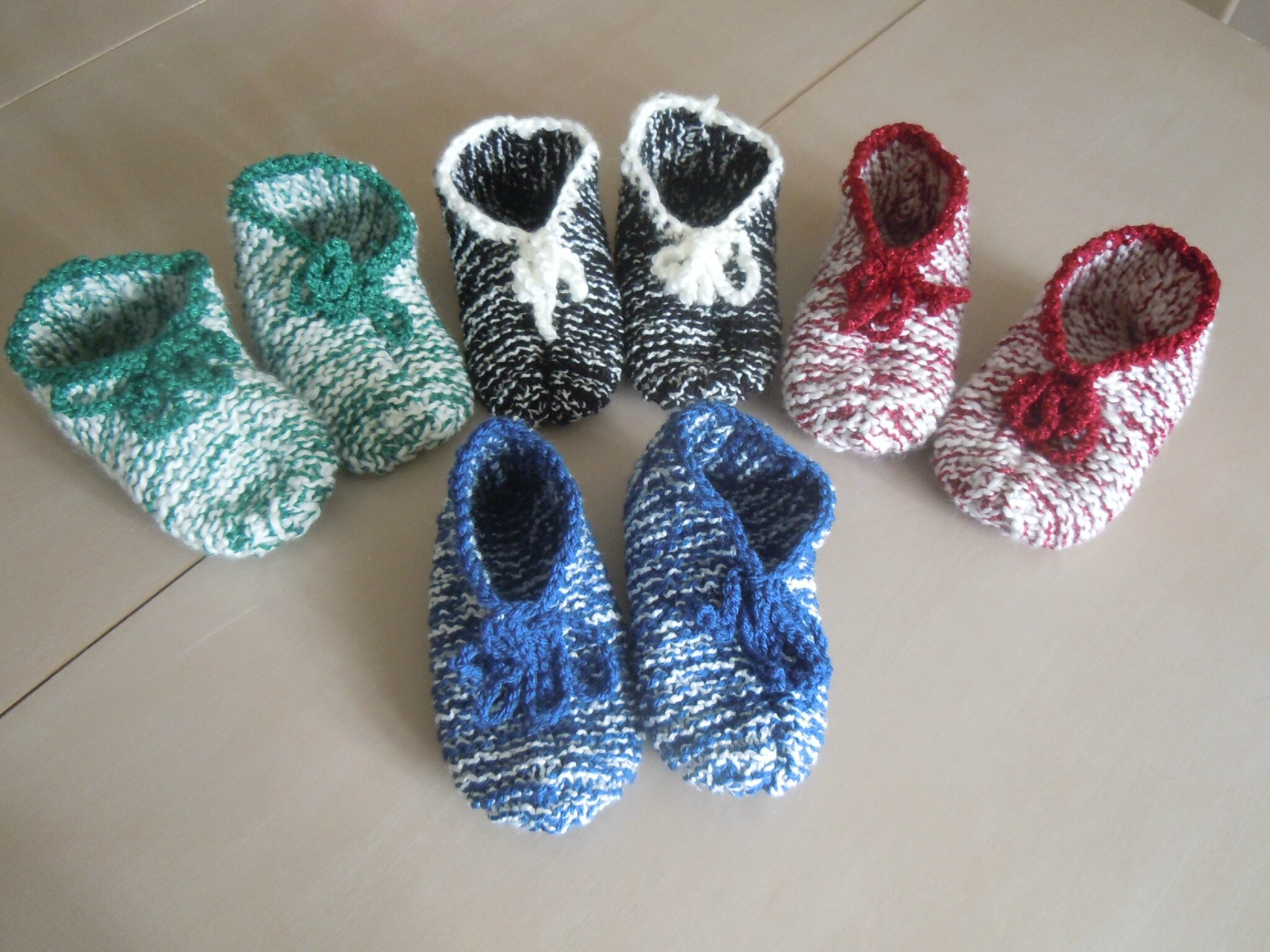 2014-11-10, chaussons