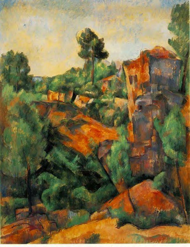 Paul_Cezanne_La_carriere_de_Bibemus