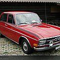 Audi 60 berline 4 portes 1970-1972