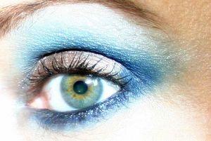 bleu sleek