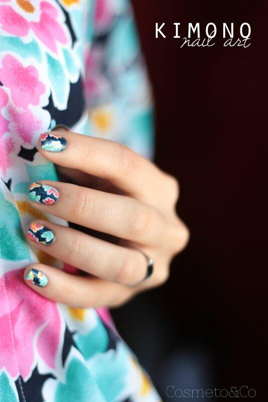 nail art kimono fleurs-5 copie