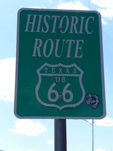 Historic route 66 Texas (768x1024)