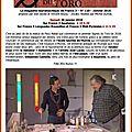 Tv - signes du toro - 20 janvier