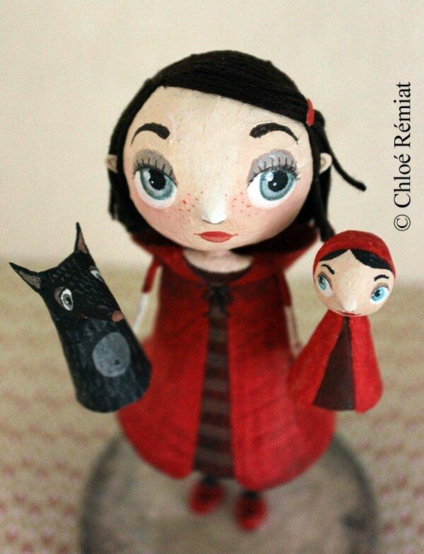 blog chaperon rouge marionnettes 3