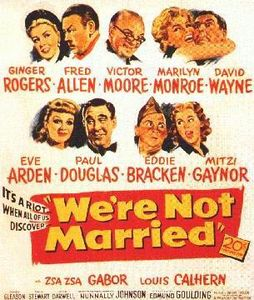 1952_WereNotMarried_affiche_010_1