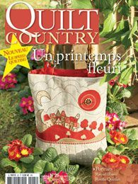 8015025-printemps-fleuri-quilt-country-edisaxe