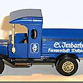 Y-12 Ford Model T Pickup G-Imbach A 3