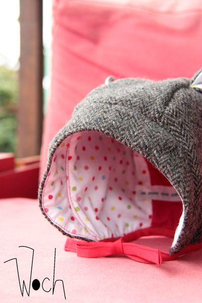 Béguin laine bébé woch 6
