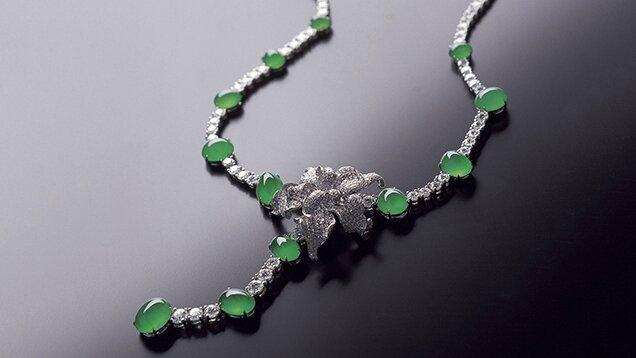 Zhaoyi Cuiwu Jadeite Jewelry