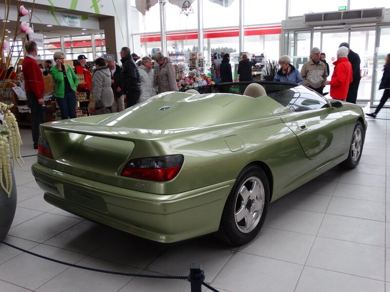 PEUGEOT 406 Toscana concept-car 1996 Aire d'Ecot (2)