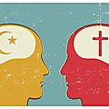 Comparer l'islam et le christianisme