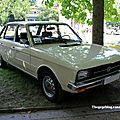 Vw K70 L de 1971 (34ème Internationales Oldtimer meeting de Baden-Baden) 01