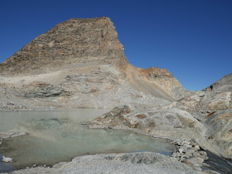 Mont Séti et Lac du Grand Méan