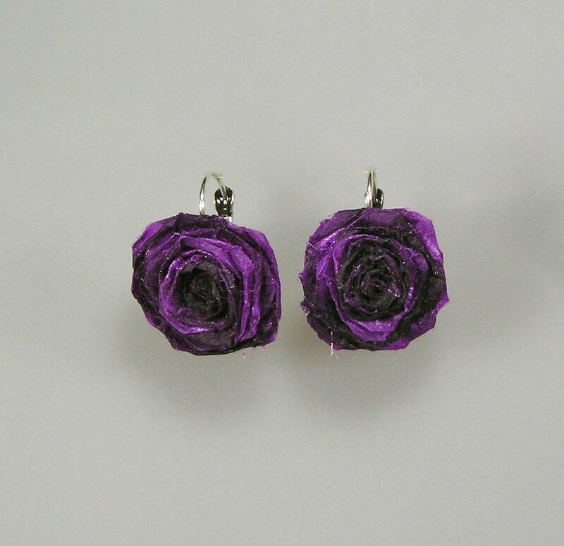 BO RENONCULE violet V4