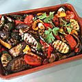 Salade de lgumes grills (Italie)