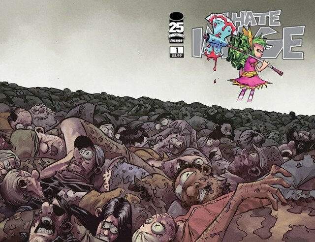 i hate fairyland special edition 1 i hate image walking dead cover