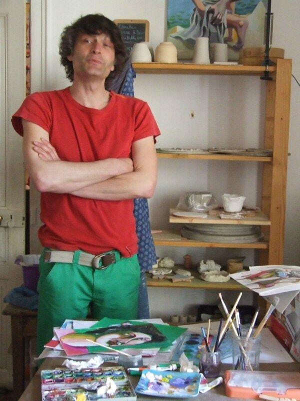 Laguil - Peintre et dessinateur.