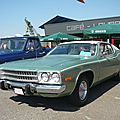 Plymouth satellite sebring plus 2door hardtop 1973
