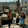 Instantané cour du Havre quartier Saint-Lazare.