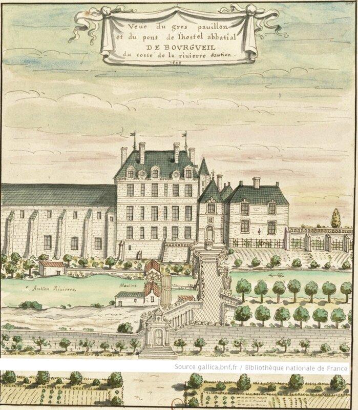 Emma d'Aquitaine fondatrice abbaye Saint Pierre de Bourgeuil Maillezais