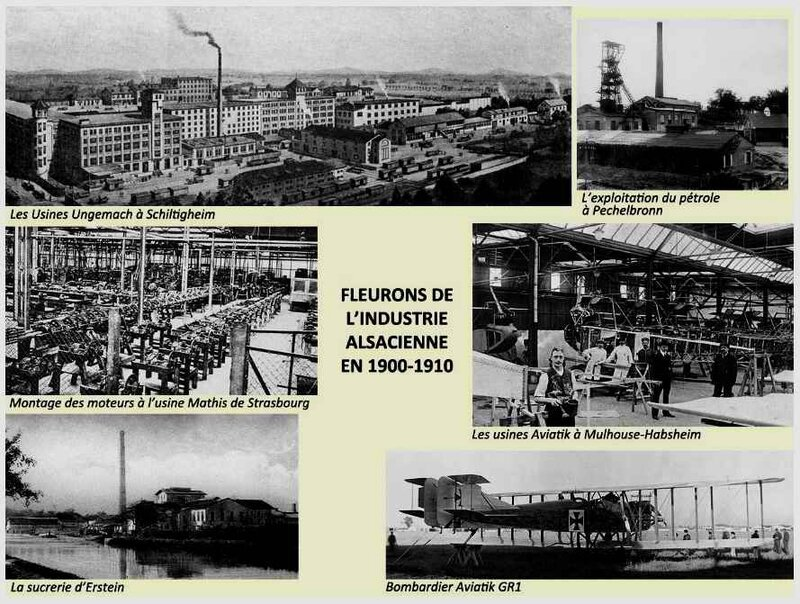 Industrie Alsacienne 1910
