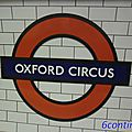 Mon top 10 sous terre: n°10: the tube (londres)