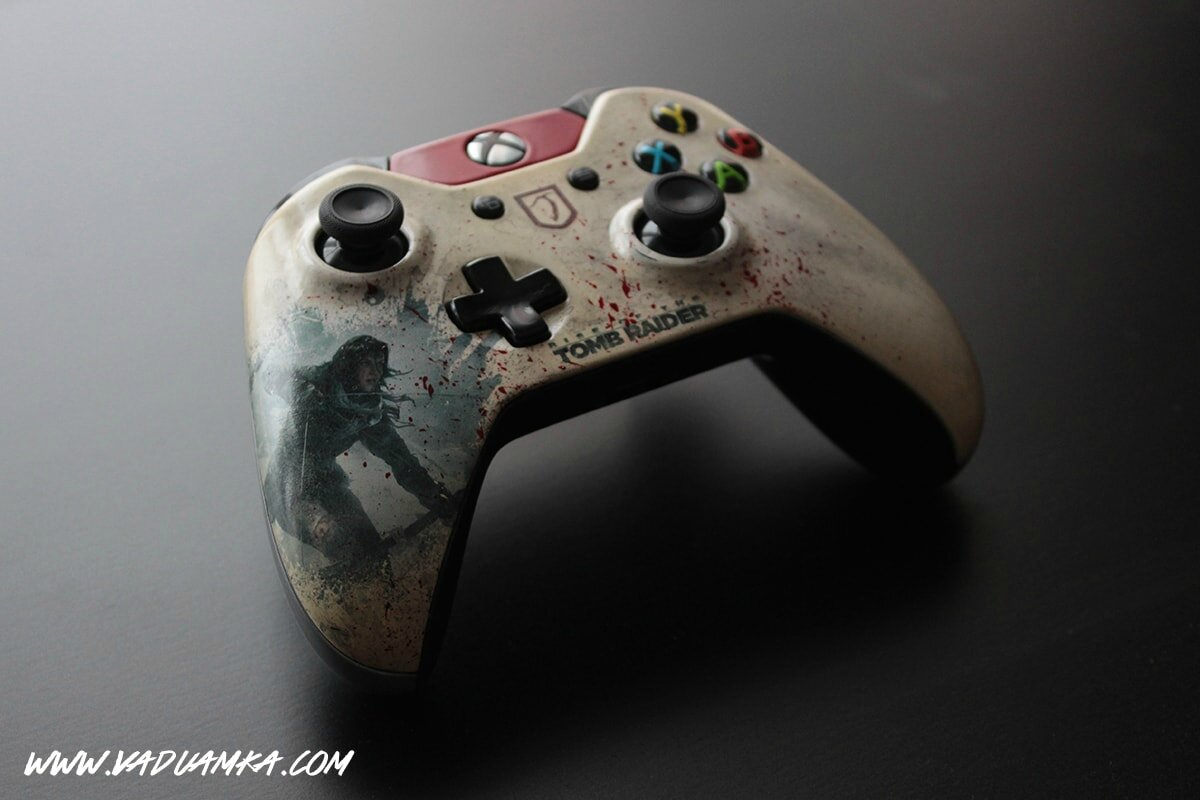 Rise of the Tomb Raider - Xbox One Controller