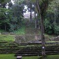 Yaxchilan - Grand Staircase