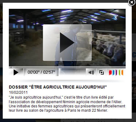 FR3_Auvergne_Dossier__tre_agricultrice_aujourd_hui