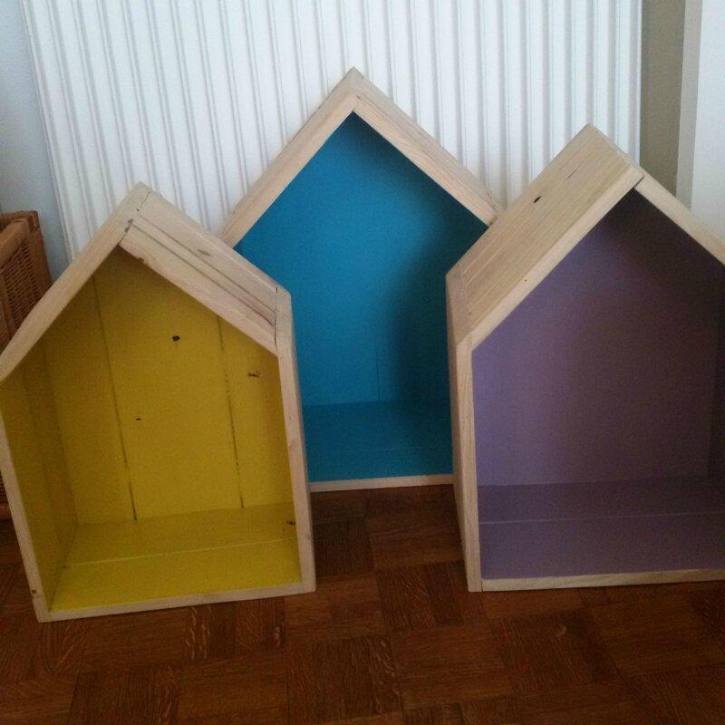Trois maisons Cam&Drey 1