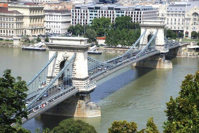 budapest-pont de chaines