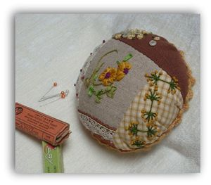 pincushion marguerite 3