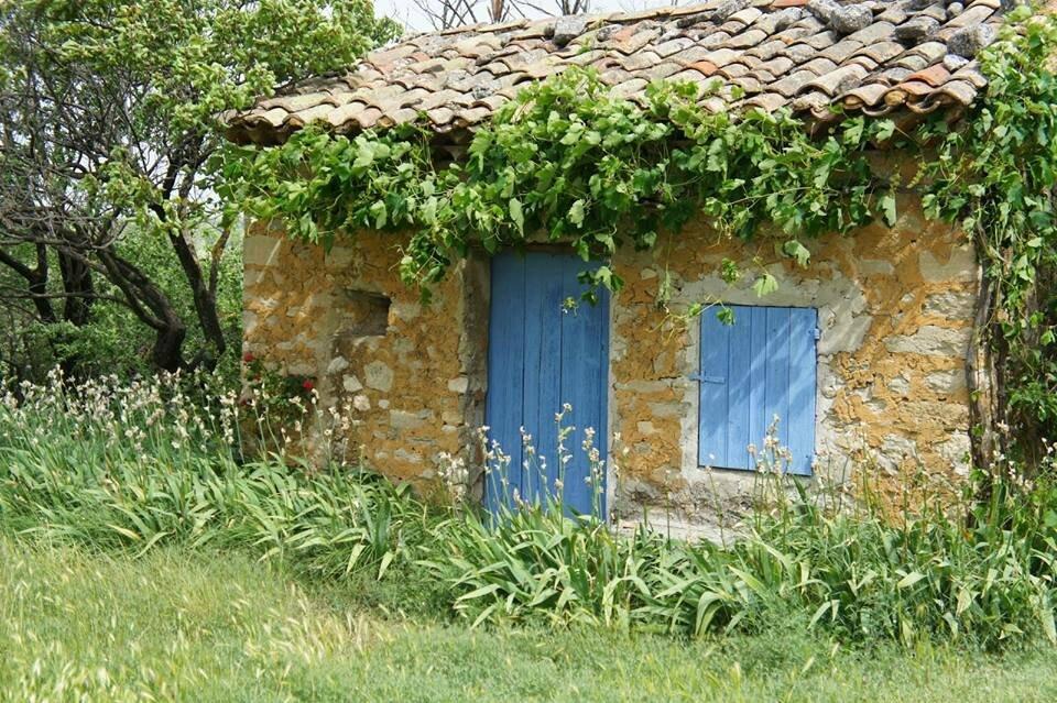 Cabanon photo de bastides et cabanons passion provence - L univers du jardin les rues des vignes ...