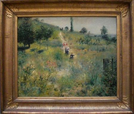 Chemin montant de Renoir