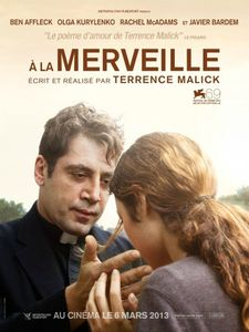 A la Merveille Mont-Saint-Michel Terrence Malick to the Wonder film 2013