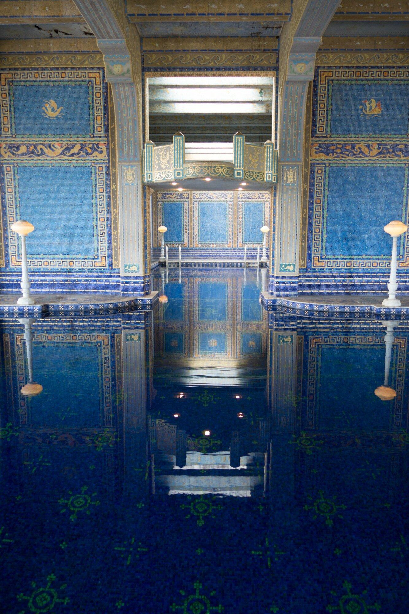 Hearst Castle Etre Tres Riche Ca Peut Etre Vraiment Cool