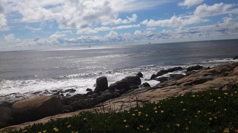 l'océan!