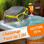 challenge pavé de l'été