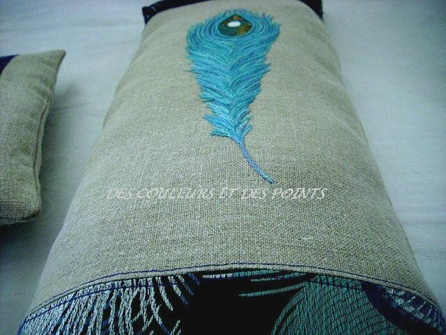 COUSSIN PLUME BRODERIE TER bis