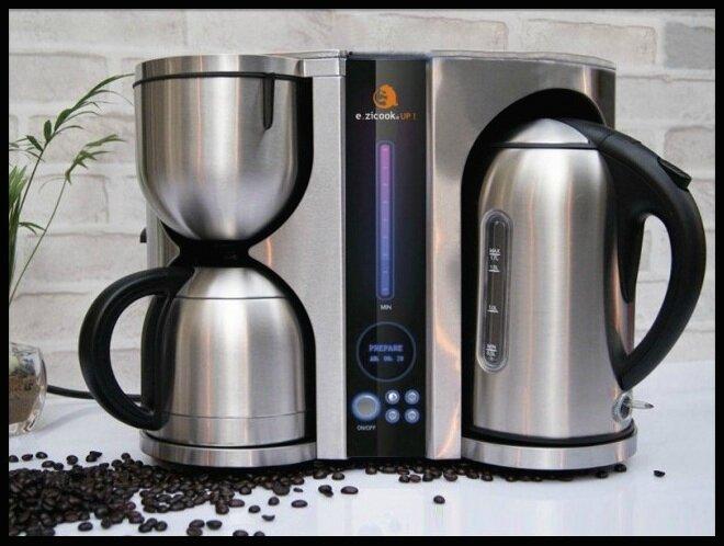 combin 3 en 1 e zicook up cafeti re isotherme. Black Bedroom Furniture Sets. Home Design Ideas